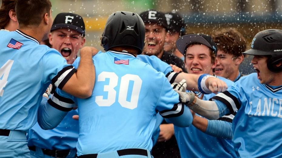 Gallery: Boys Varsity Baseball vs Rockhurst