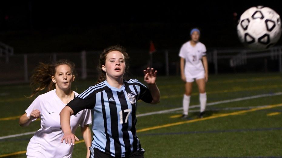 Gallery: Girls' Varsity Soccer vs. Olathe East