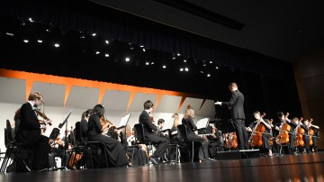 Advanced Musicians Excel in the Youth Symphony of Kansas City's Symphony Orchestra