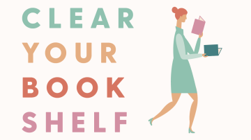 Clear Your Book Shelf