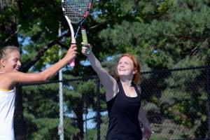 Gallery: Tennis Practice
