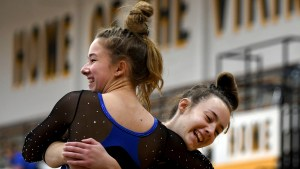 Gallery: JV/Varsity Gymnastics Viking Meet
