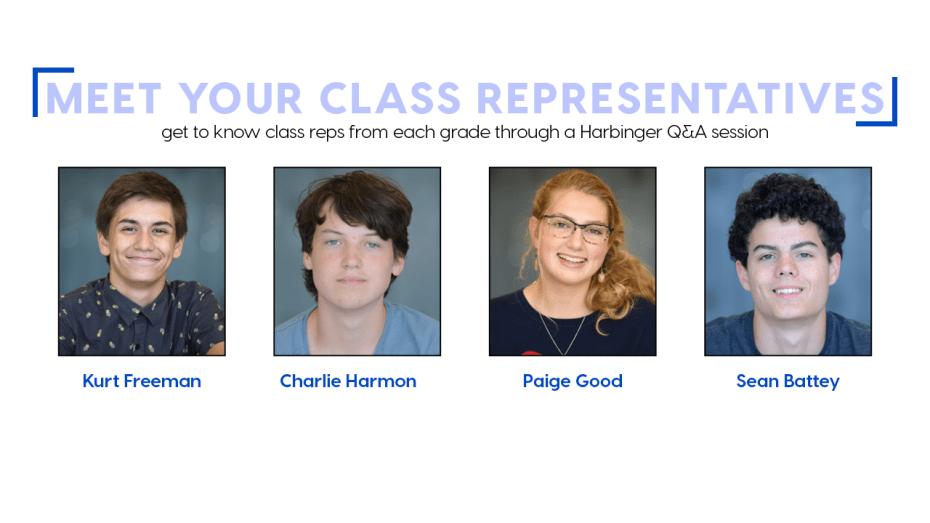 Meet your StuCo Reps — Q&A with four representatives
