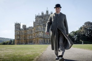 "The elegant ""Downton Abbey"""