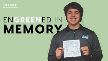 Will Green's Journey To Accepting His Memory as a Gift, Not an Isolator