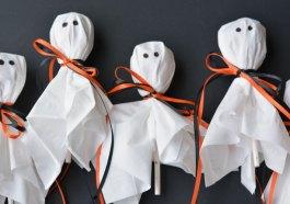 Сладкие привидения