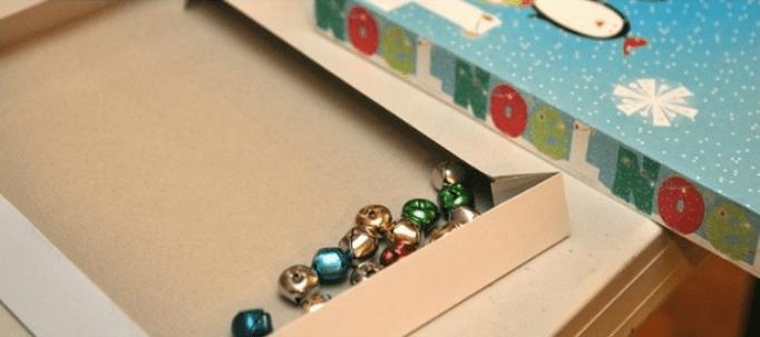Колокольчики в коробке