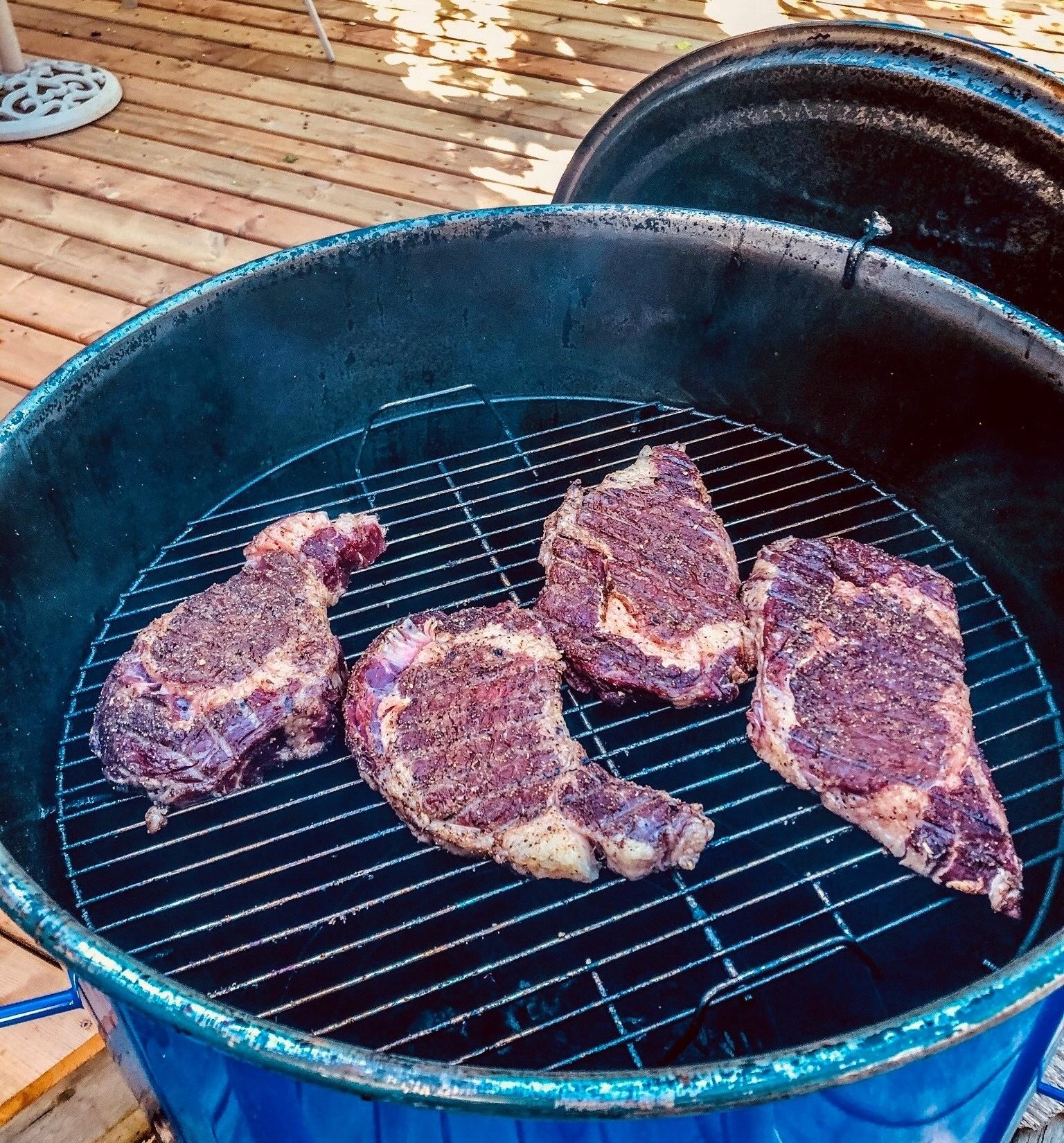 Reverse Sear – Steak