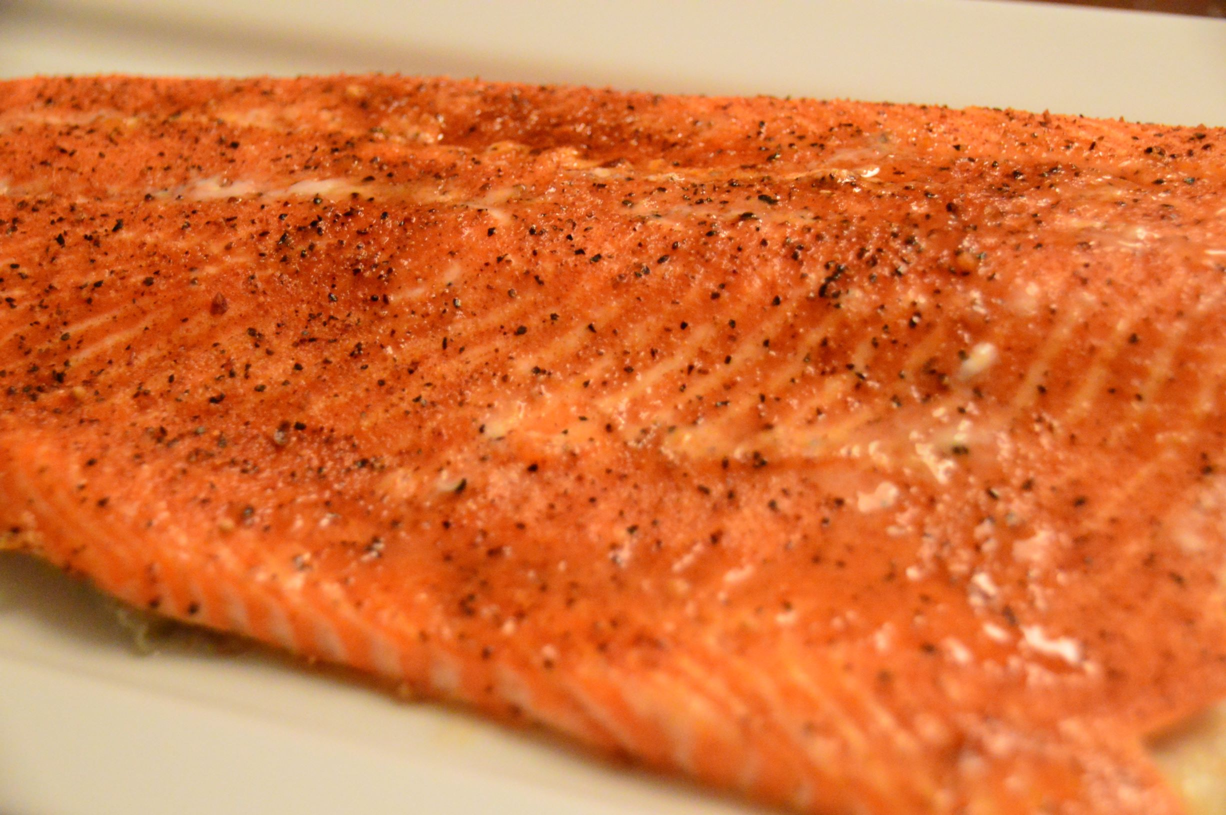 Step by Step Picture Instructions – Gently Cook Fish on a Grill or Smoker