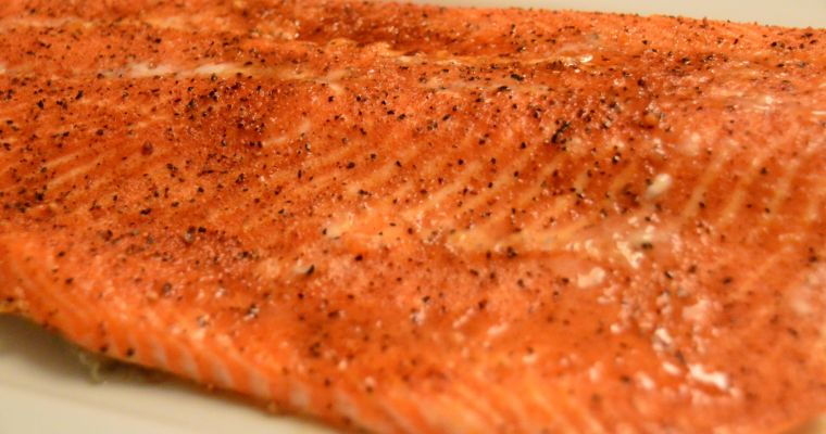 Steelhead Trout Smoked
