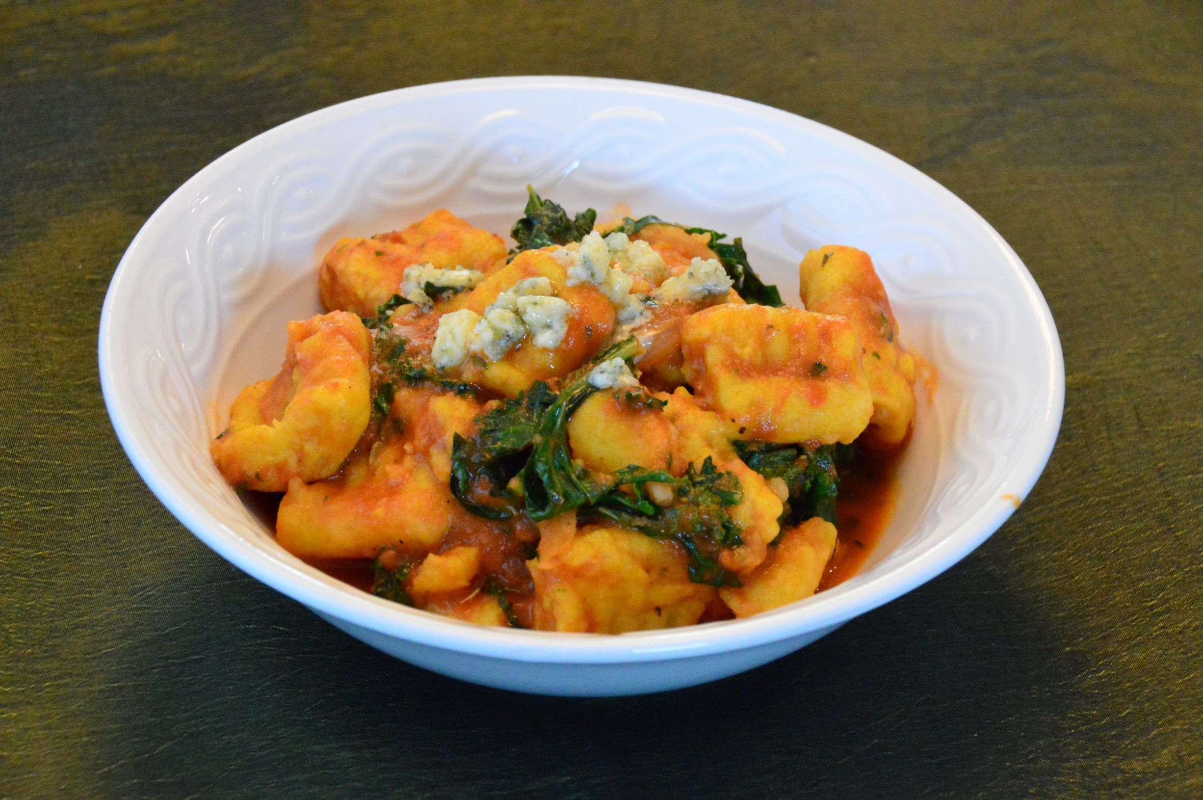 Gnocchi (Potato Pasta)