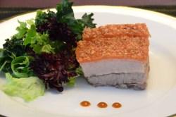 Siu Yuk - Chinese Crispy Pork Belly