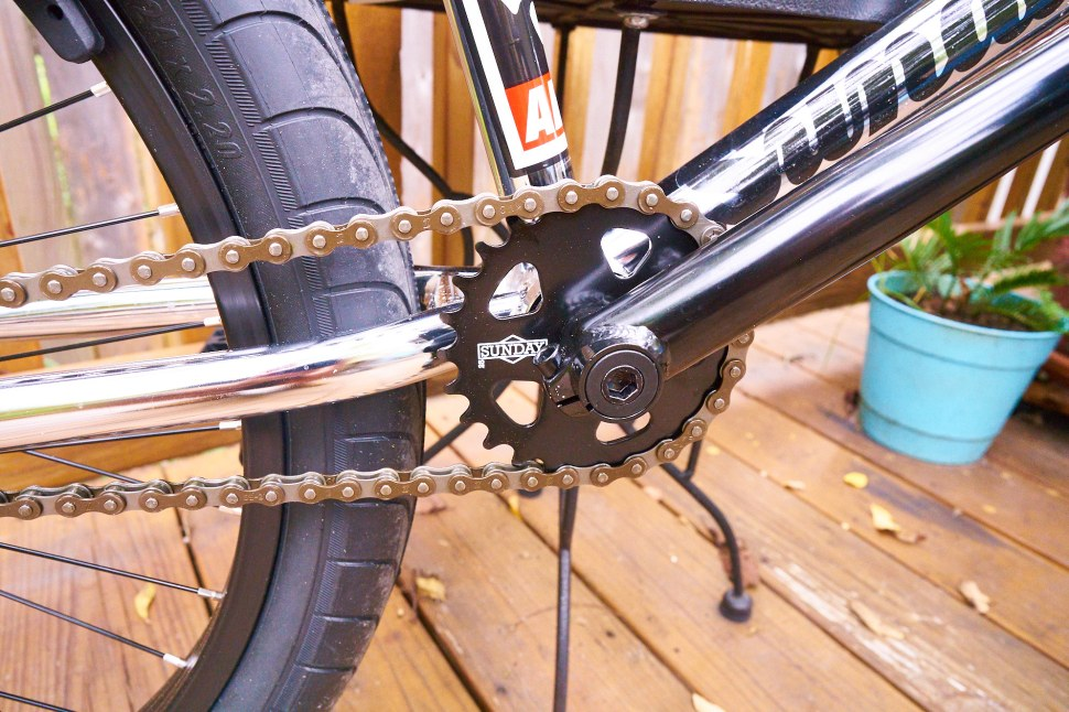 Sprocket and Cranks
