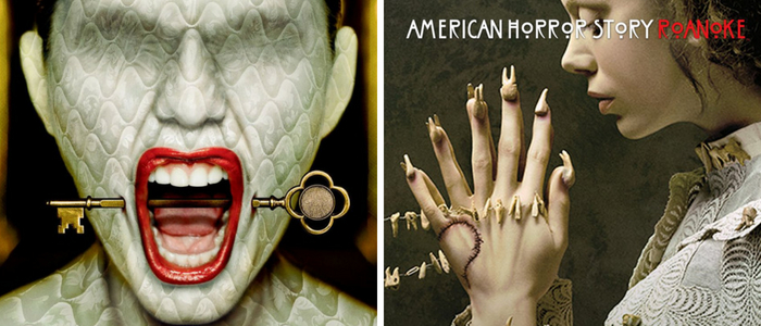 American Horror Story : Hotel & Roanoke