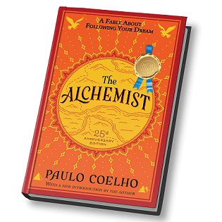 the Alchemist screenshot - reading books