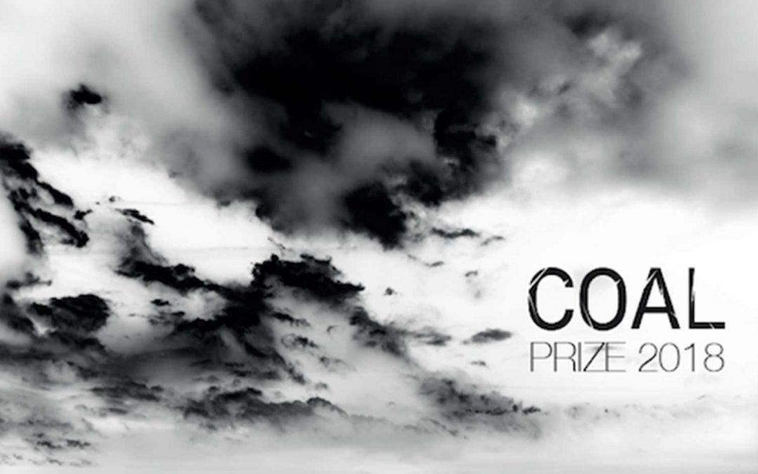 COAL prize 2018 flyer