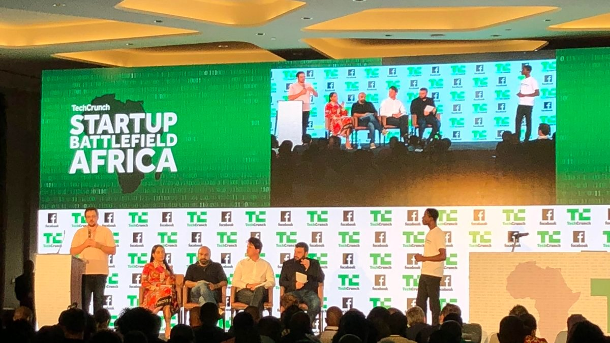TechCrunch Startup Battlefield is Hitting Lagos This December ($25,000 Up for Grabs)