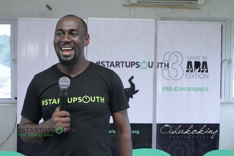 Uche Anichie, Convener, StartupSouth