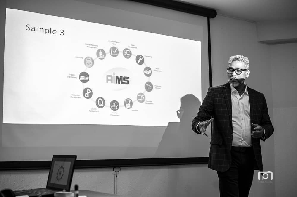 3 Key Entrepreneurial Lessons from IS&P Business Meetup With Imal Silva