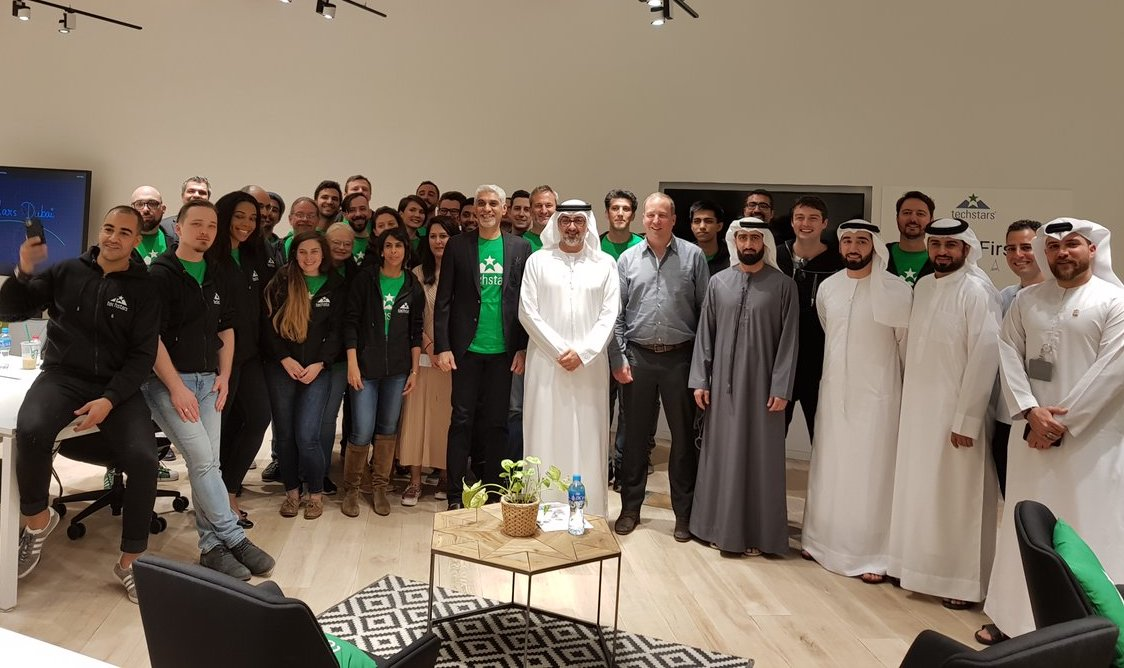 Get Funding up to $120K at Techstars Dubai Accelerator in partnership with GINCO