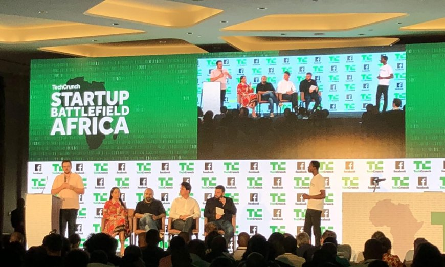 How You Can Apply for TechCrunch Startup Battlefield, Sub-Saharan Africa Edition