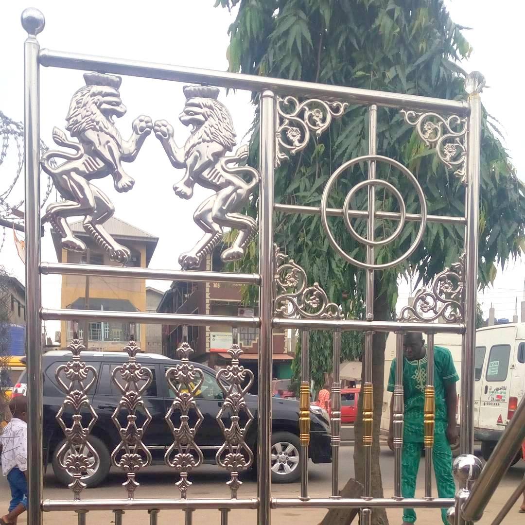 Titilade Railings (Gate Works) - Smepeaks