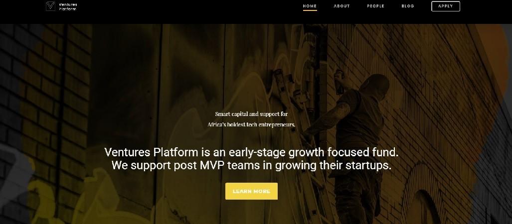 Ventures Platform - Smepeaks