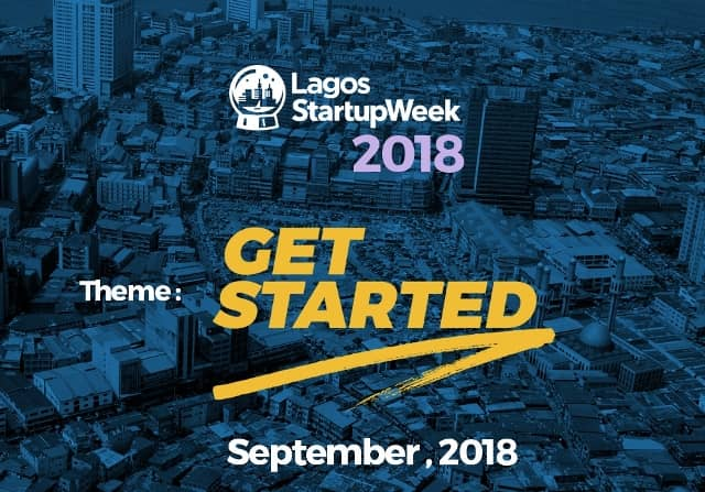 Lagos Startup Week Begins on Monday, September 24