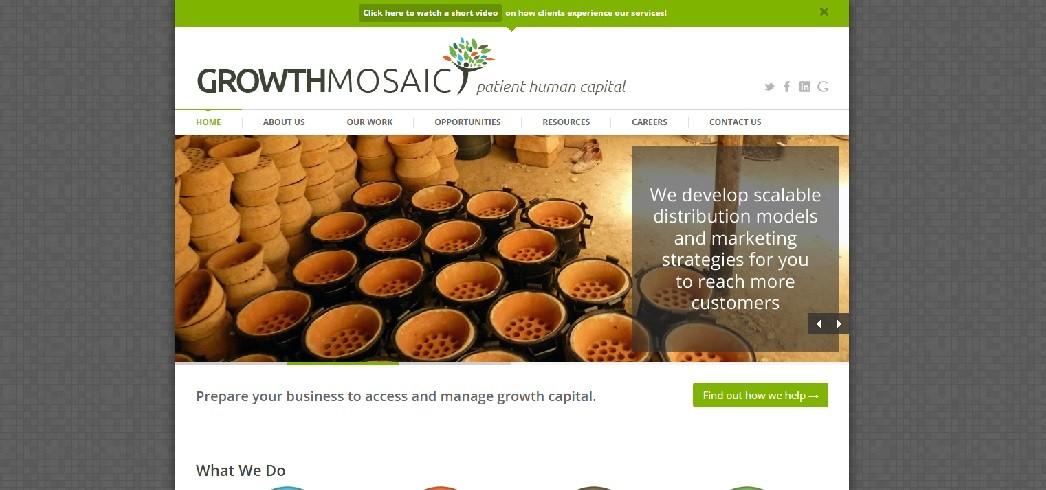 Growth Mosaic - Smepeaks