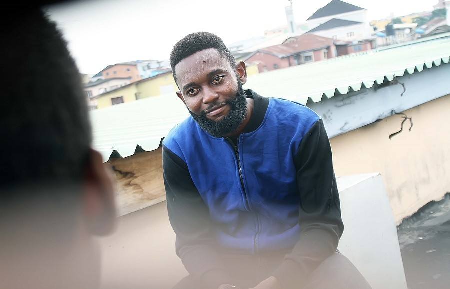 Derrick Uzoku, founder, Praaa! - Smepeaks