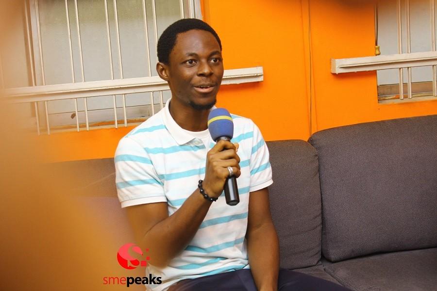 George Akande - Smepeaks - MessedUp Conference Speaker