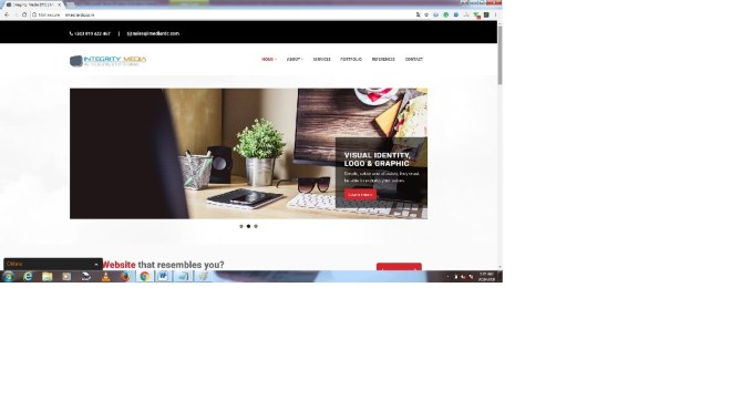 Imedia website screenshot - Smepeaks
