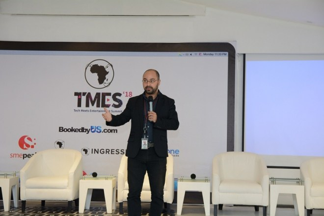Ingressive ToT and TMES 2018