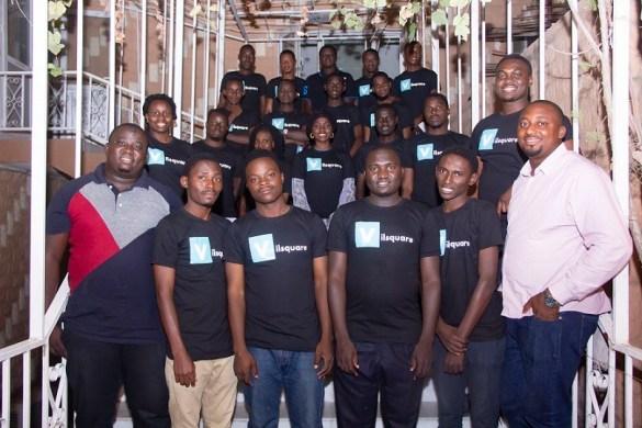 Vilsquare National Hackathon Series (Group picture) - smepeaks