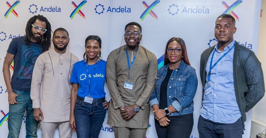 Andela Power of X campaign