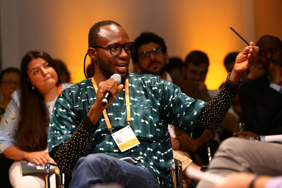 One of Nigeria's tech pioneers will be speaking at a congress in Berlin, Germany soon