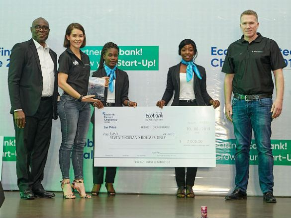 Ecobank Fintech Challenge 2020