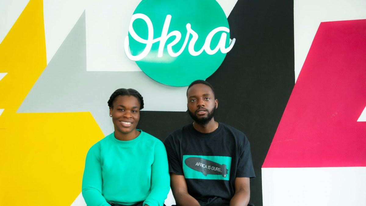 Okra, Nigeria's fintech startup raises $1 million pre-seed funding from TLcom Capital