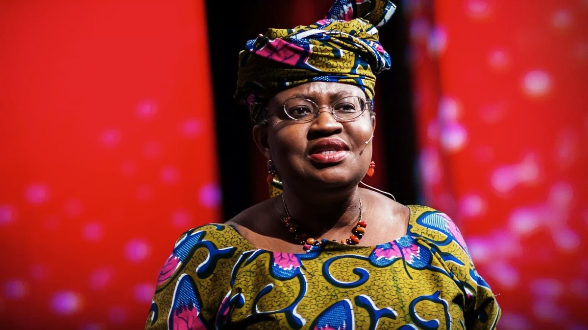 Ngozi Okonjo-Iweala's chances of becoming the DG of WTO increases as ECOWAS approves her