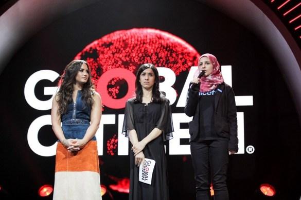 Waislitz global citizen award