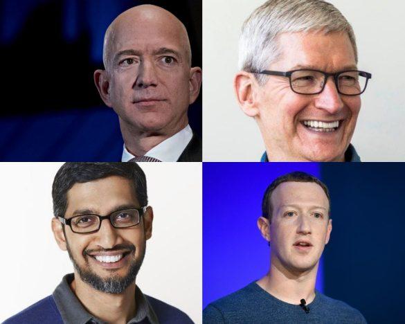 Tech CEOs congress hearing