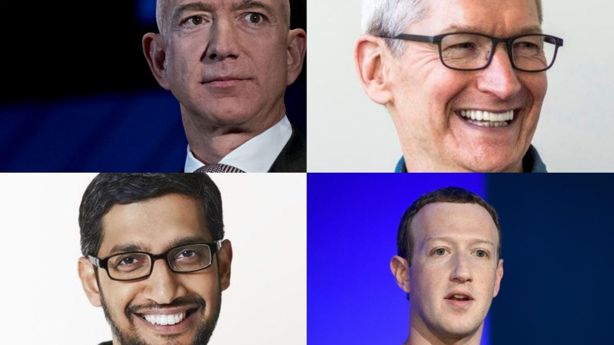 Tech Crawl: Big tech guys appear before the House Antitrust Subcommittee, competition heightens between Instagram and TikTok, more