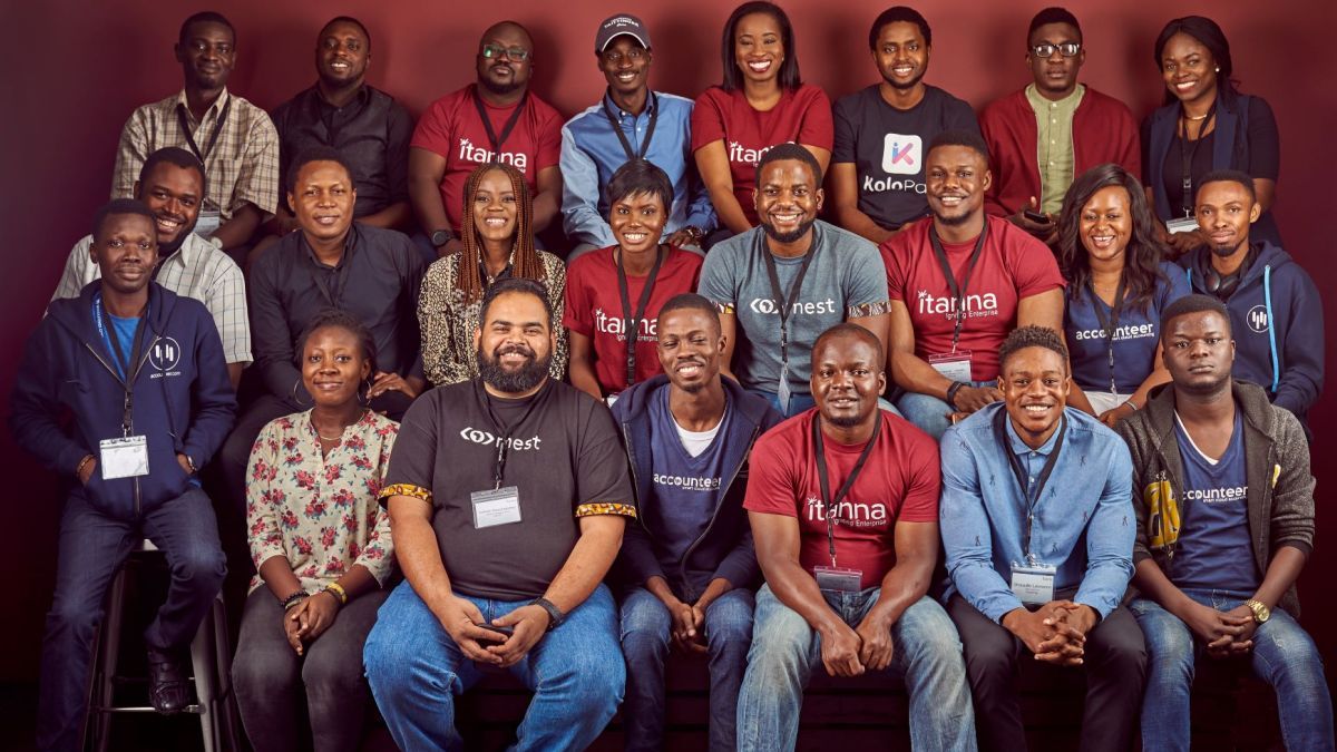 Scale-up your startup by entering the Itanna Accelerator Programme 2020