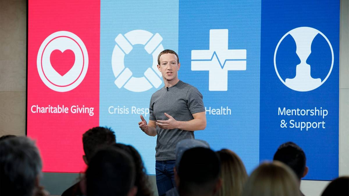 Mark Zuckerberg now worth $100bn with the release of Instagram Reels to rival TikTok