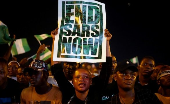#EndSARS tech influence