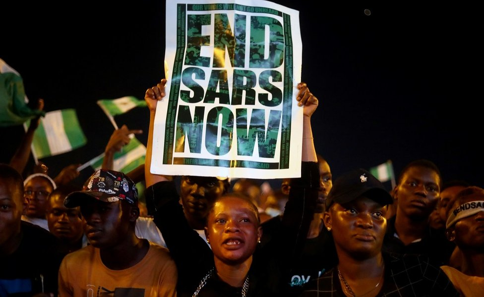 "#EndSARS in retrospect: A 14-day sequence of ""hopeful"" agitations?"