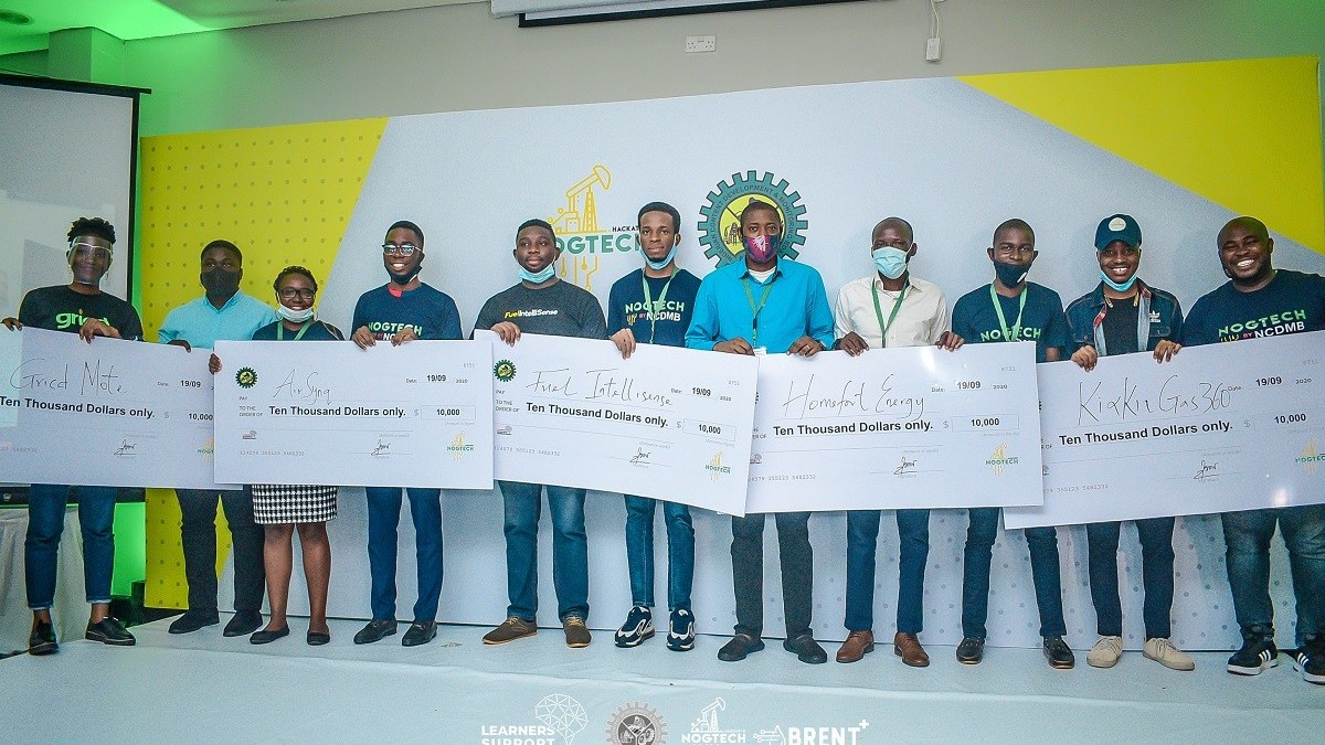 Meet the 2020 NOGTECH incubatees that won $50,000 at its hackathon