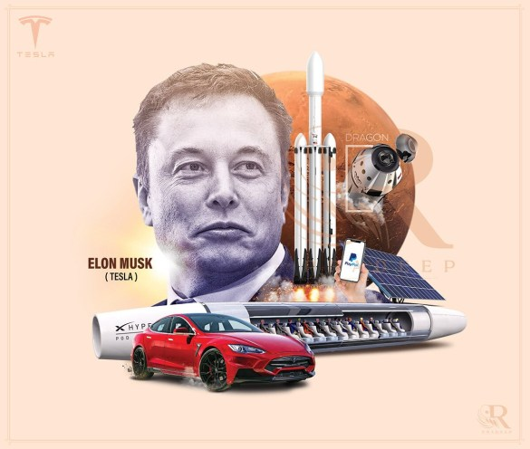 Elon Musk is now the richest man in the world