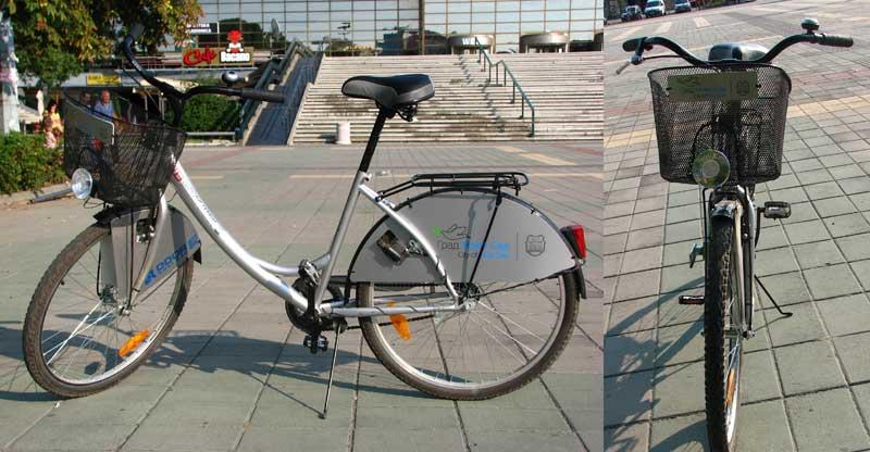 Korisne informacije rentiranje bicikla