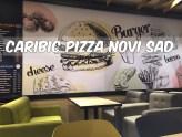 Caribic pizza Novi Sad